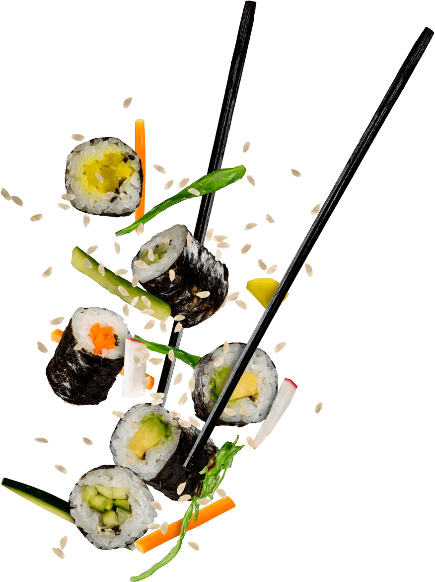 sushi breakfast corporate catering